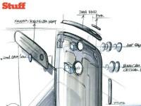 HTC One M8 Design-Entwürfe
