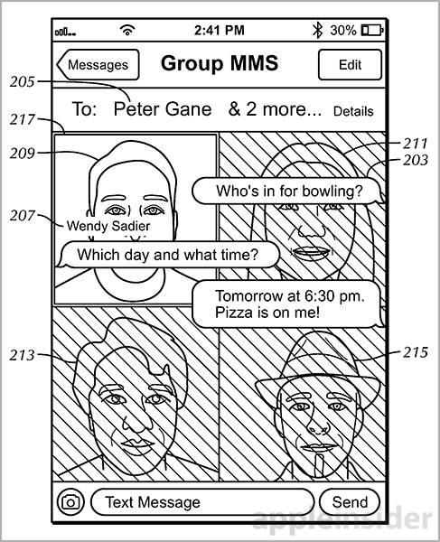 iMessage Patent