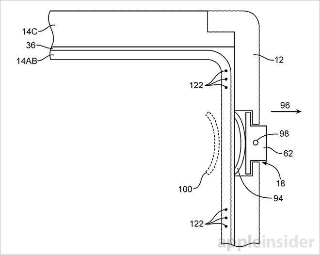 Apple-Patent für ein flexibles Display
