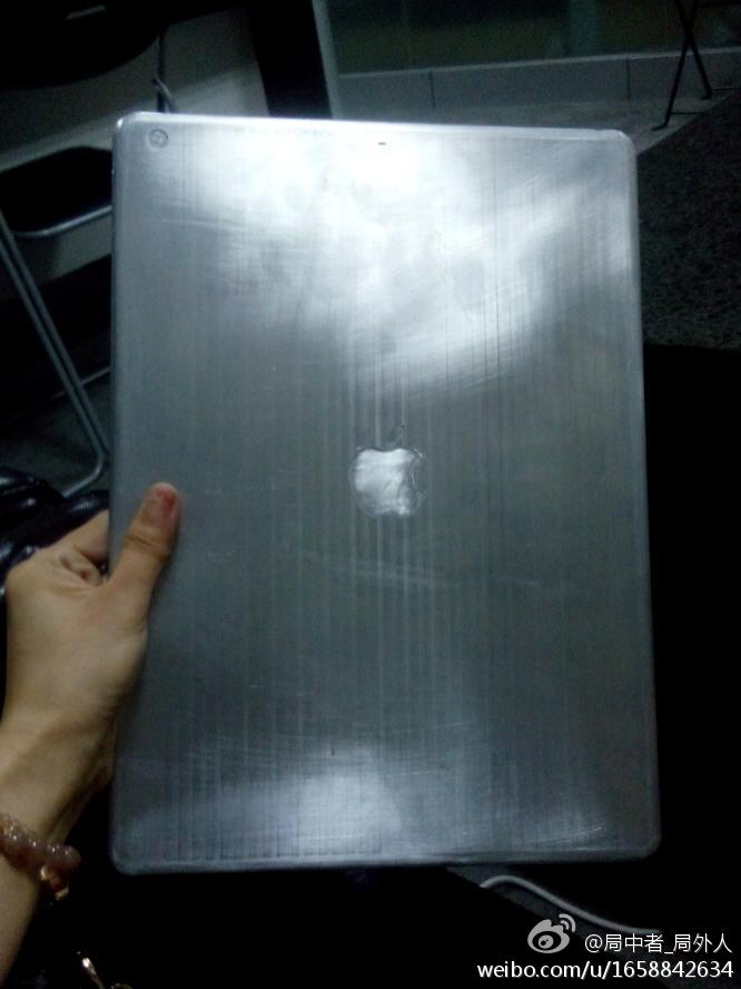 Apple iPad Pro Leak