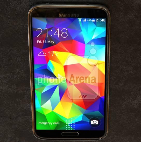 Samsung Galaxy S5 Prine Leak