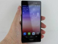 HUAWEI Ascend P7 Test