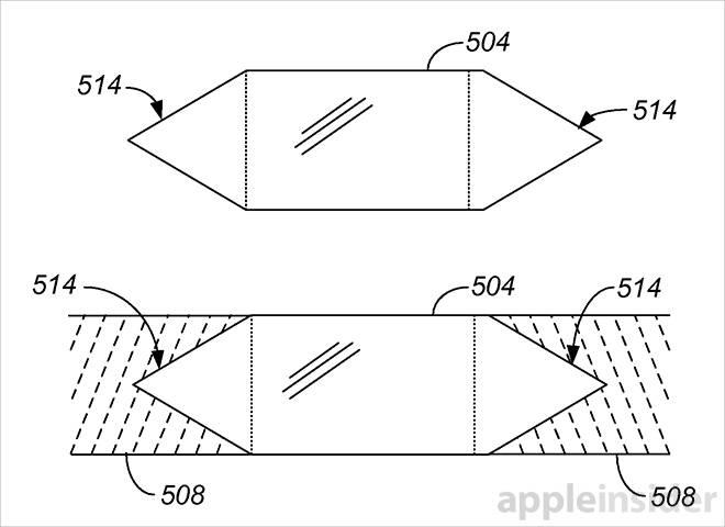 APple-Patent für LiquidMetal-Einsatz