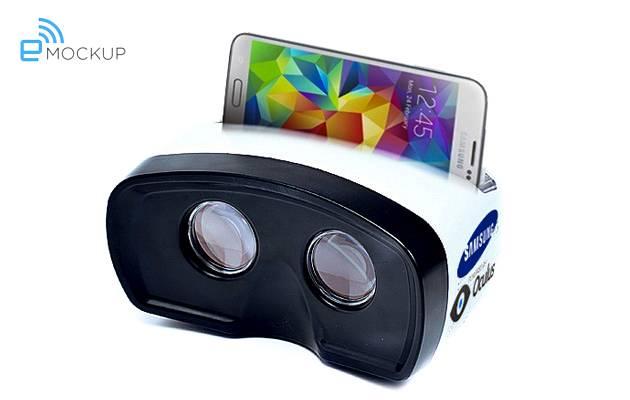 Samsung VR-Brille by Oculus