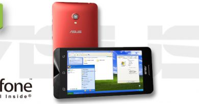 ASUS ZenFone mit Windows XP
