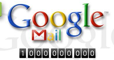 Gmail Rekord
