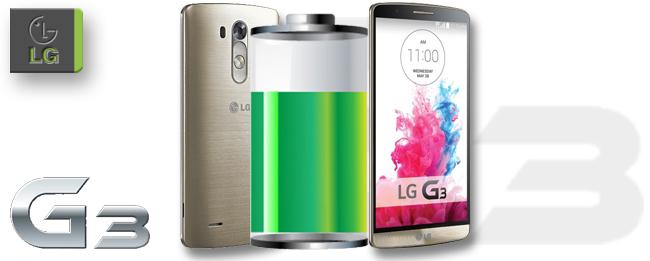 LG G3 Akku