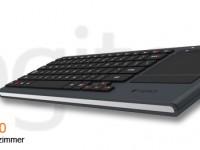 [Gewinnspiel] Logitech k830 illuminated Keyboard