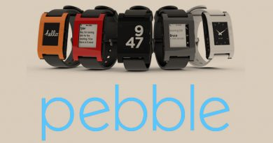 Pebble SmartWatch für iOS