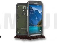 Samsung Galaxy S5 Active kommt in Grün-Camouflage, Rot und Grau