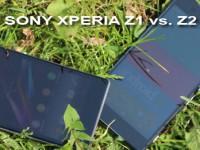 Sony Xperia Z1 vs. Xperia Z2: Sollte man wechseln?