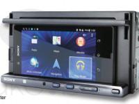 Sony XSP-N1BT: Doppel-DIN Autoradio als Universal Dockingstation