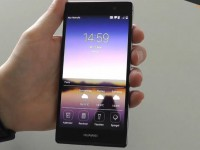 [Video] Huawei Ascend P7 live aus Paris