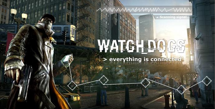 WATCH_DOGS und ctOS Companion App