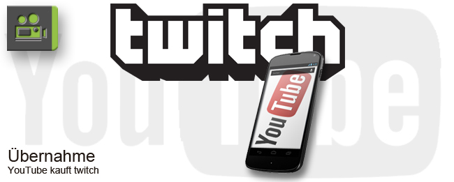 YouTube kauft twitch