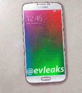Samsung Galaxy F Gerücht