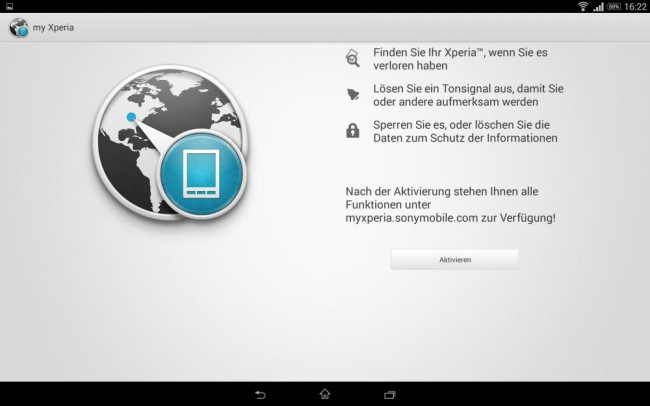 Sony Apps
