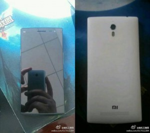 Xiaomi M4 Leak