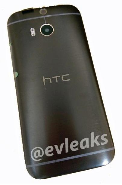 HTC One M8 Stealth Black Leak