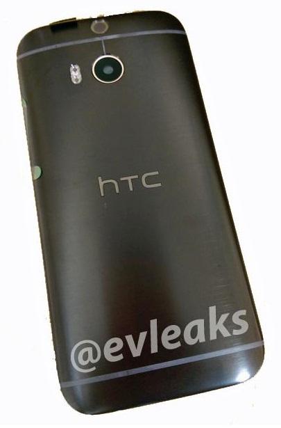 HTC One M8 Stealth Black Leak