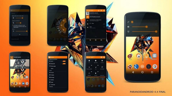Paranoid Android 4.4