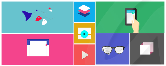 Material Design im Chrome Browser Beta 37