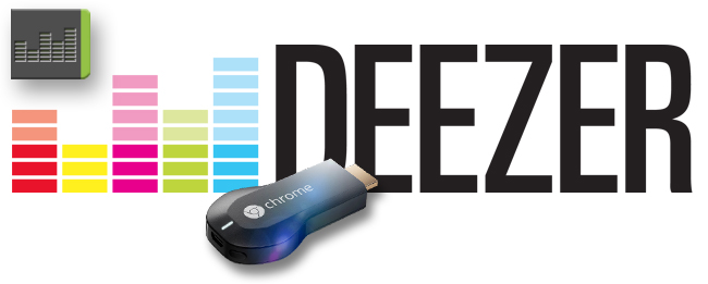 Deezer mit Chromecast Support
