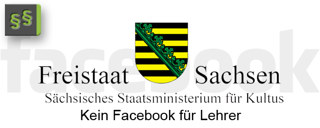 Kein Facebook für Sachsen-Lehrer