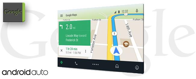 Android Auto im Volvo XC90