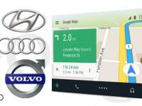 Audi, Hyundai und Volvo mit ersten Details zu Android Auto