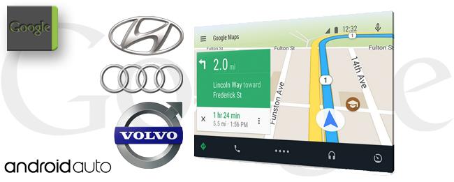 Pläne für Android Auto