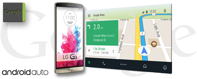 LG und Android Auto