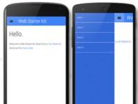 Web Starter Kit gibt Ausblick auf Quantum Paper Design