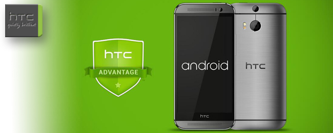 HTC Advantage mit HTC Uh-Oh