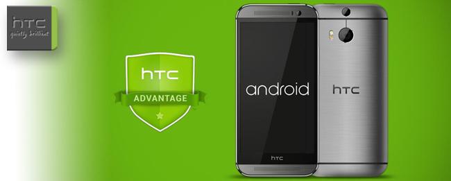 HTC Advantage mit HTC Uh-Oh