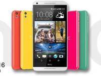 HTC Desire 816 ab Donnerstag bei Aldi Nord