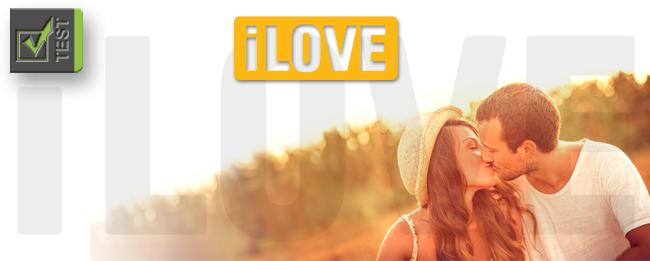 iLove Android App Test