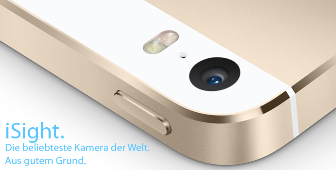 Apple Kamera iSight im iPhone 6