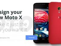 Moto Maker startet in Deutschland – Inklusive Moto X mit 32 GB