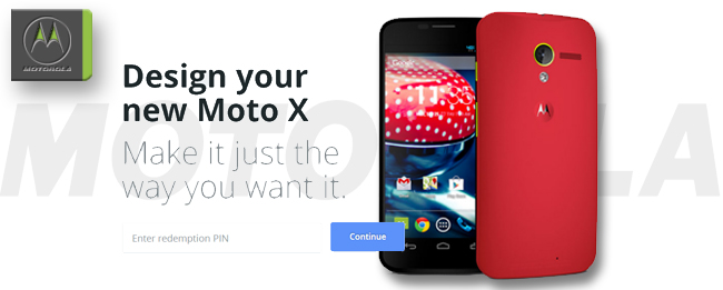 Motorola Moto Maker