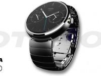Motorola Moto 360: Runde Android Wear Uhr für 249 Euro