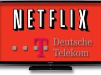 Netflix und Deutsche Telekom verhandeln über Partnerschaft