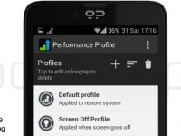 Performance Profile: Leistungsprofile mit Xposed-Modul