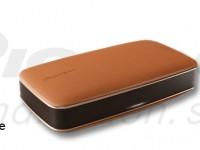 Pioneer FreeMe: Schicke Bluetooth-Lautsprecher mit Leder