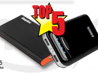Die Top 5 Amazon Powerbank-Bestseller