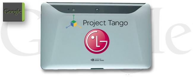 Projekt Tango mit LG