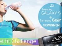 [Gewinnspiel] Samsung get fit Challenge – Teil 1