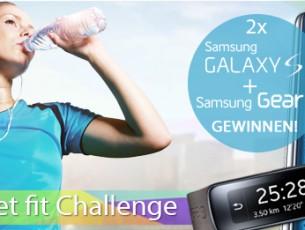 [Gewinnspiel] Samsung get fit Challenge – Fazit
