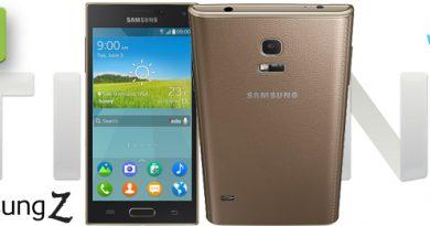Samsung Z mit Tizen
