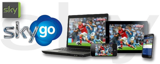 Sky Go Android Update